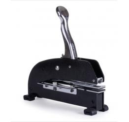 Grande Presse à gaufrer, Justrite, Max. 50x25 mm Rectangulaire